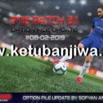 PES 2019 Option File DLC 4.0 For PTE Patch 3.1