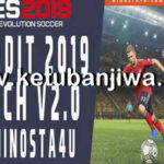 PES 2019 PESEdit Patch 2.0 AIO + DLC 3.01 Winter Edition