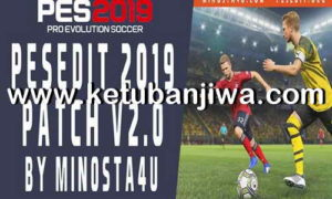PES 2019 PESEdit Patch v2.0 AIO + DLC 3.01 Winter Edition by Minosta4u Ketuban Jiwa