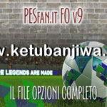 PES 2019 PESFan Option File v9 DLC 4.0 For PS4