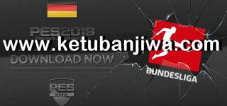 PES 2019 PS4 Bundesliga Winter Transfer Update Option File