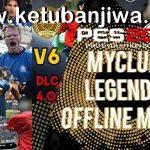 PES 2019 PS4 MyClub Legends Offline Patch v6 DLC 4.0