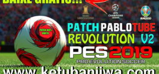 PES 2019 PabloTube Patch Revolution v2 AIO