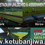 PES 2019 Stadium Unlocked + Assigment DLC 4.0 For PTE Patch