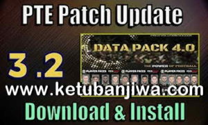 PES 2019 Unofficial PTE Patch v3.2 Compatible DLC 4.0 by Cesc Ketuban Jiwa