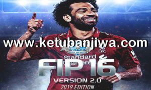 FIFA 16 FIF 16 Infinity Patch v2.0 AIO Season 2019 Ketuban Jiwa