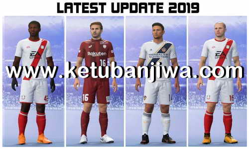 FIFA 19 Squad Update Winter Transfer 07 March 2019 For Original + CPY Crack Version by IMS Ketuban Jiwa
