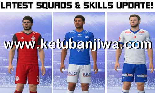 FIFA 19 Squad Update Winter Transfer 21 March 2019 For Original + CPY Crack Version by IMS Ketuban Jiwa