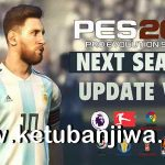 PES 2012 Next Season Patch 2019 Update 2.0
