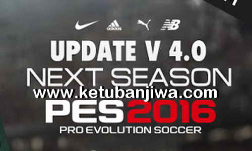 PES 2016 Next Season Patch 2019 Update v4.0 by Micano4u Ketuban Jiwa