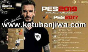PES 2017 KK Patch v4 AIO Final Converted From PES 2019 Ketuban Jiwa