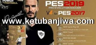 PES 2017 KK Patch v4 AIO Final Converted From PES 2019