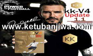 PES 2017 KK Patch v4 Update 1.1 Season 2019 Ketuban Jiwa