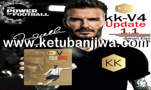 PES 2017 KK Patch v4 Update 1.1 Season 2019 Ketuban Jiwa
