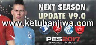 PES 2017 Next Season Patch 2019 Update 9.0
