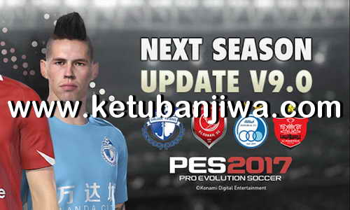 PES 2017 Next Season Patch 2019 Update v9.0 by Micano4u Ketuban Jiwa
