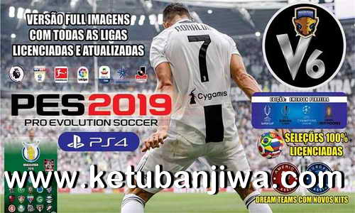 PES 2019 PS4 Emerson Pereira Option File v6 AIO DLC 4.02