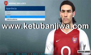 PES 2019 Option File Classic Teams 2000 For PS4 by Dedog Games Ketuban Jiwa
