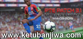 PES 2019 Option File 14/03/2019 For PTE Patch 3.1