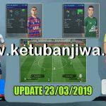 PES 2019 PabloTube Patch Revolution v2 Update 23/03/2019