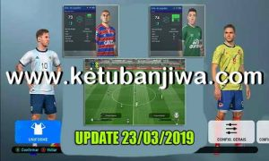PES 2019 PabloTube Patch Revolution v2 Update 23 March 2019 For PC Ketuban Jiwa