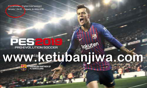 PES 2019 Unofficial CPY Crack 1.04.02 Fix Bugs by Jostike Games Ketuban Jiwa