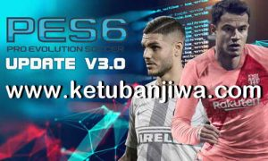 PES6 Next Season Patch 2019 Update v3.0 by Micano4u Ketuban Jiwa