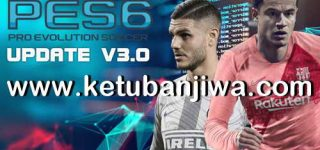 PES 6 Next Season Patch 2019 Update 3.0
