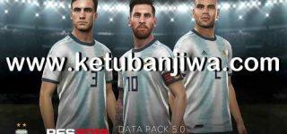 PES 2019 DLC 5.0 AIO Single Link