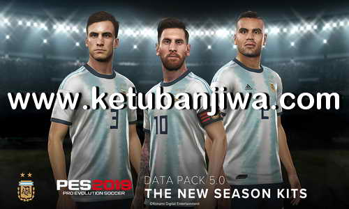 Download PES 2019 Official Data Pack - DLC v5.0 All In One Single Link Google Drive Ketuban Jiwa