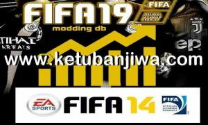 FIFA 14 Database Mod Season 2019 by IMS Keuban Jiwa