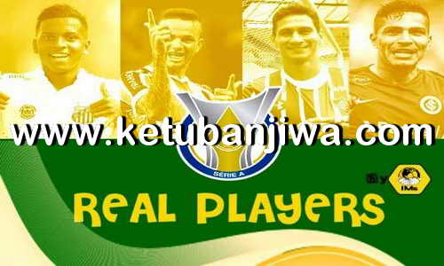 FIFA 19 Brazilian League Squad Update 01 April 2019 by IMS Ketuban Jiwa
