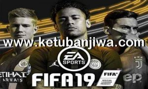 FIFA 19 Squad Update 28 April 2019 Original + Crack by IMS Ketuban Jiwa