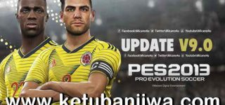 PES 2013 Next Season Patch 2019 Update 9.0 Final