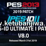 PES 2013 PES-ID Ultimate I Patch 8.0 Update 1 Season 2019