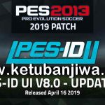 PES 2013 PES-ID Ultimate I Patch 8.0 Update 2 Season 2019