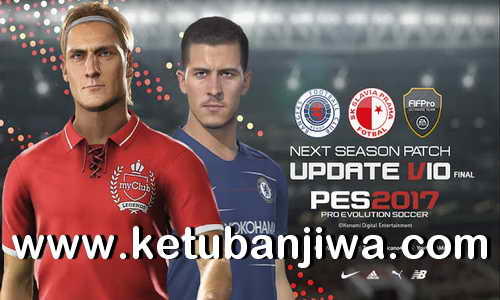 PES 2017 Next Season Patch 2019 Update v10 Final Ketuban Jiwa