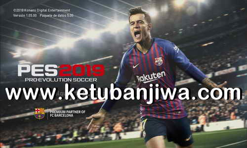 PES 2019 CPY Crack 1.05 Exe File
