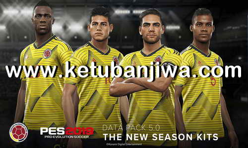 PES 2019 DLC 5.0 AIO Fix For CPY Crack Version by Sofyan Andri Ketuban Jiwa