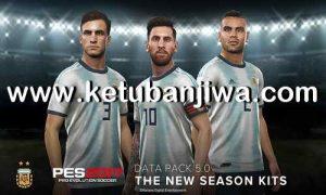 PES 2019 DLC 5.0 Converted For PES 2017 by Micnao4u Ketuban Jiwa