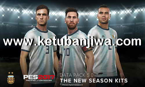 PES 2019 DLC 5.0 Converted For PES 2017