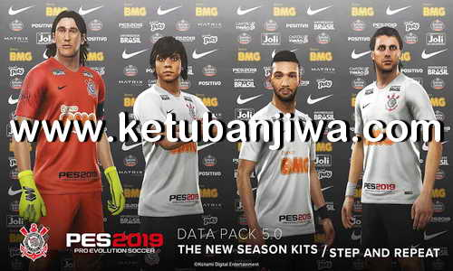 PES 2019 DLC 5.01 Fix For CPY Version Ketuban Jiwa