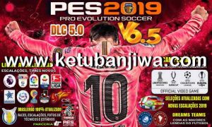 PES 2019 Emerson Pereira Option File v6.5 AIO Compatible DLC 5.0 For PS4 Ketuban Jiwa