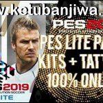 PES 2019 Lite Patch v3 AIO Online Mode DLC 5.01