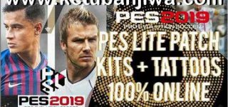 PES 2019 Lite Patch v3 AIO Online Mode DLC 5.01