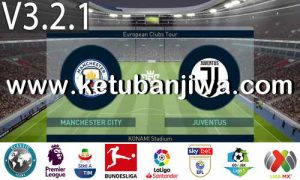 PES 2019 Mobile Android Minimum Patch 3.2.1 AIO For Root and Non-Root Devices Ketuban Jiwa