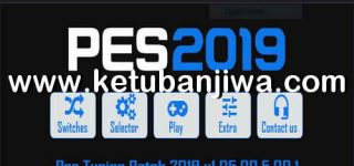 PES 2019 PES Tuning Pach 1.05.00.5.00.1 DLC 5.0