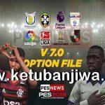 PES 2019 PS4 PESNews Option File 7.0 AIO DLC 5.0