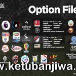 PES 2019 PESUniverse Option File v5 AIO For PC