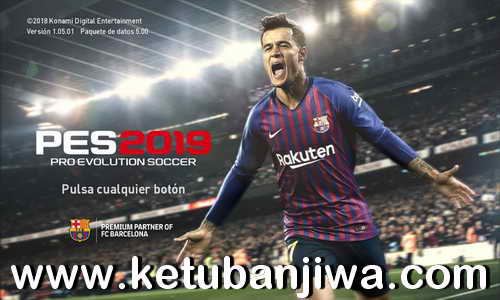 PES 2019 Unofficial CPY Crack v1.05.01 by Jostike Games Keuban Jiwa